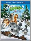 Alpha And Omega 2: A Howl-iday Adventure (Blu-Ray + DVD + UltraViolet)